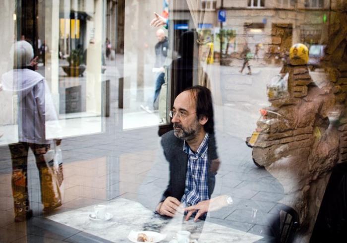 Jaume Benavente © Fotografía de Carles Domènec