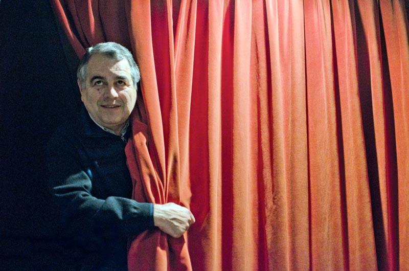 Josep Torrent © Fotografía de Carles Domènec