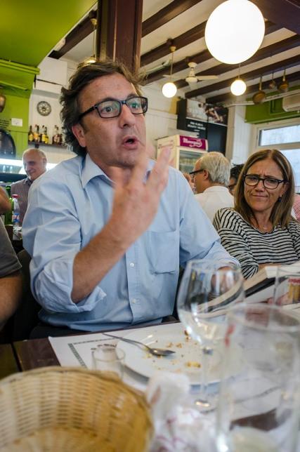 Josep Camps. © Fotografía de Carles Domènec